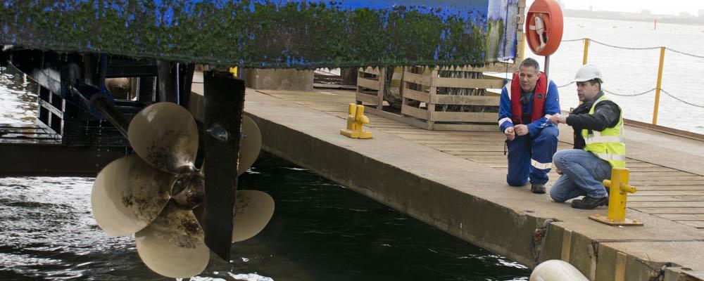 IME Group & Trafalgar Shipyard offer the complete Dry Dock, Refit & Repair Service