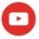 YouTube Round Icon
